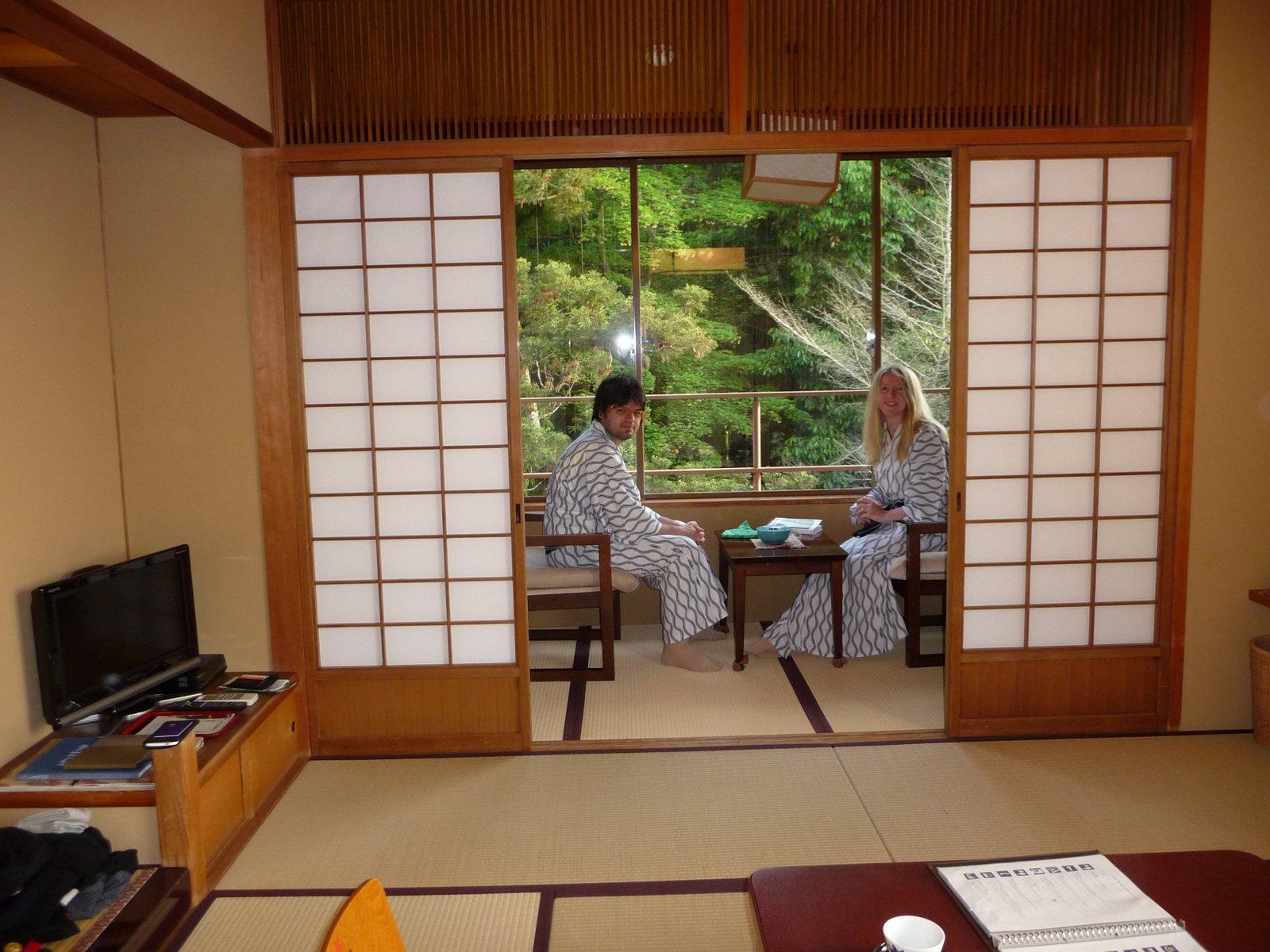 Giappone tradizionale tra ryokan e onsen il passaporto - Mia suocera in bagno ...