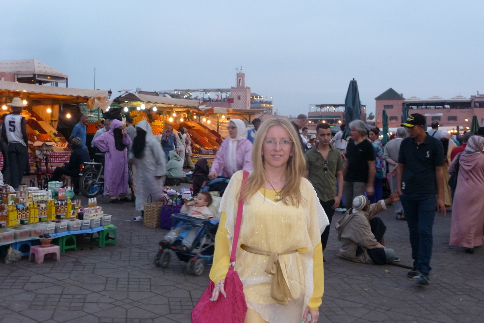 Marrakech in riad