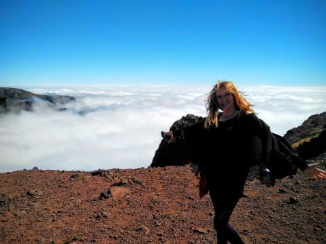 Madeira Pico do Areiro