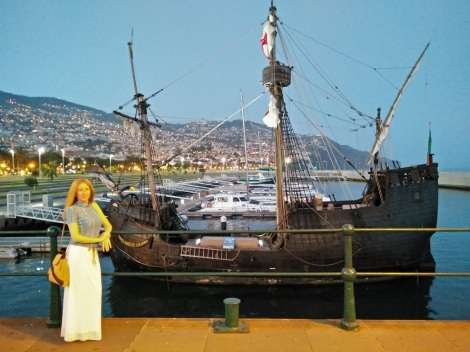 Madeira Santa Maria
