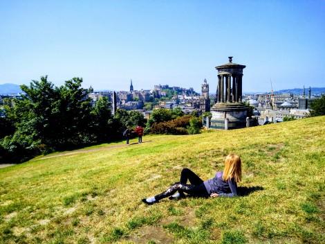 Scozia Edimburgo