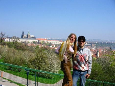 Aprile a Praga