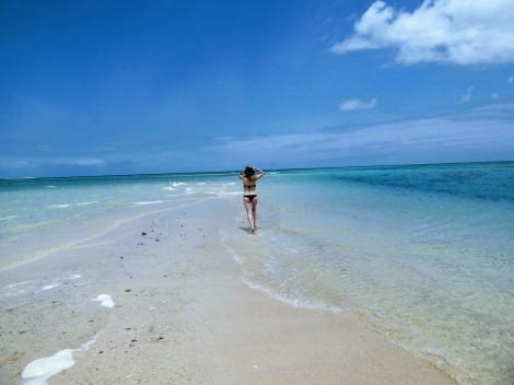 Zanzibar lingua di sabbia