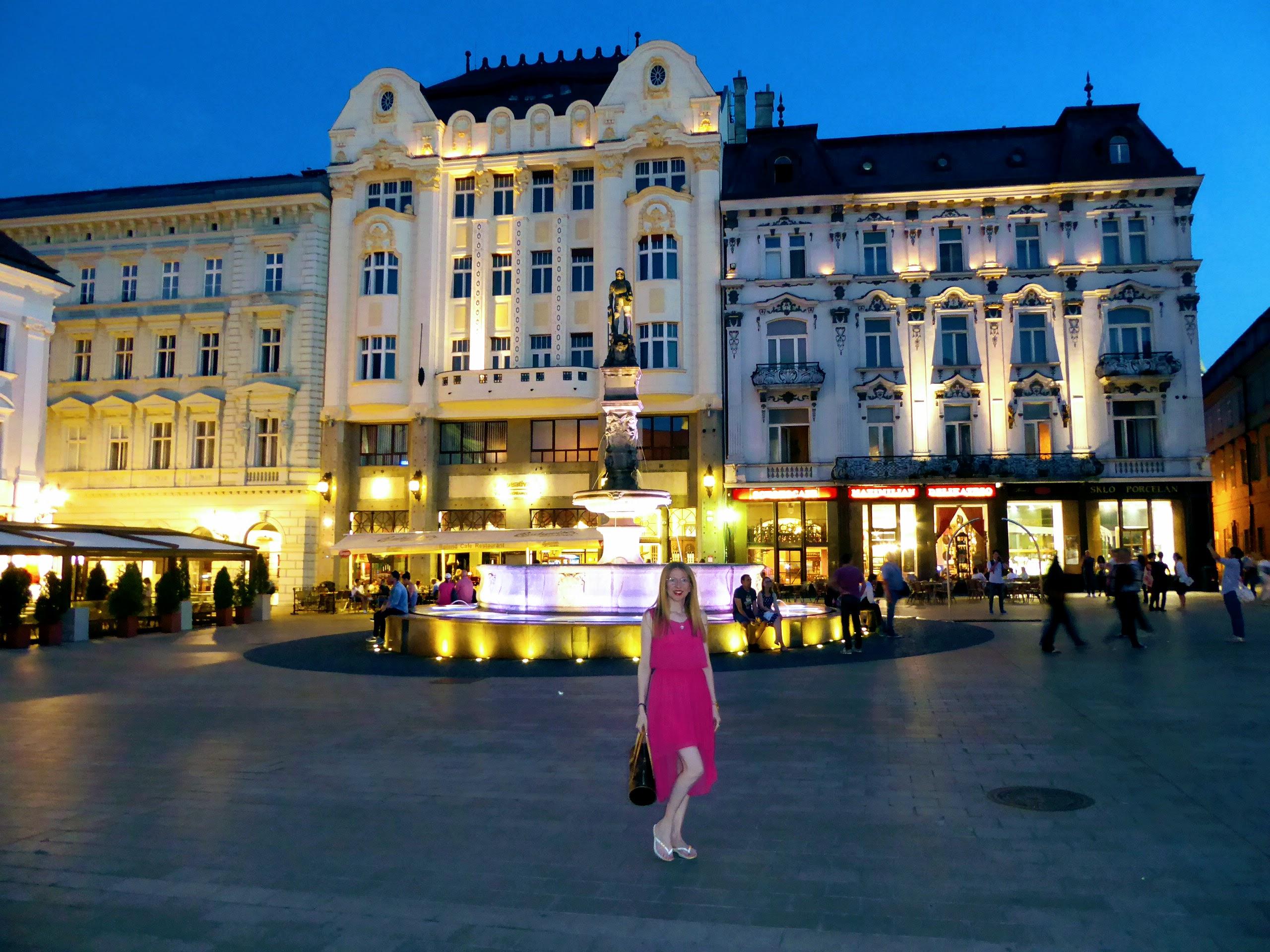 Bratislava Slovacchia giugno