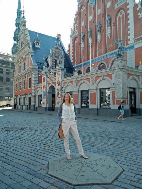 Riga Casa delle Teste Nere