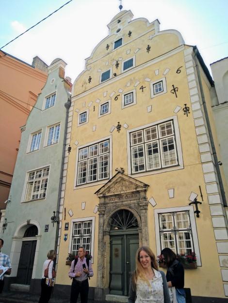 Riga Tre Fratelli