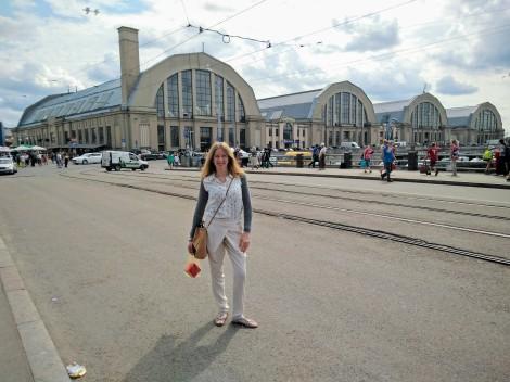 Mercato Centrale di Riga