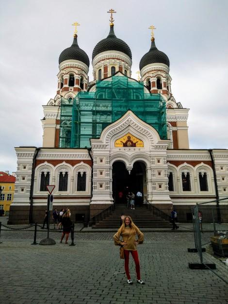 Tallinn cattedrale ortodossa