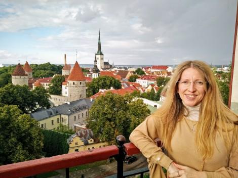 Toompea Tallinn