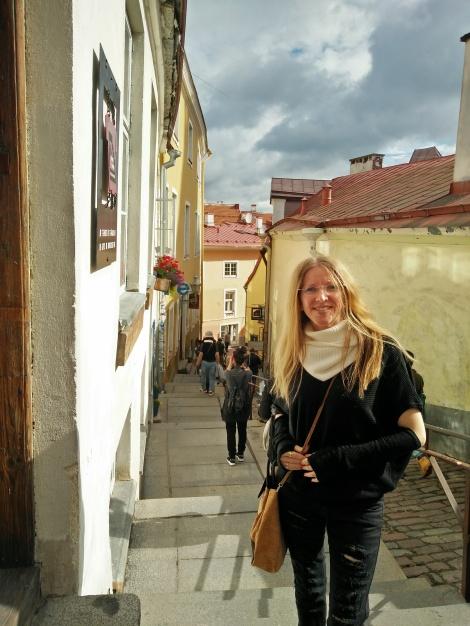 Tallinn Via della Gamba Corta