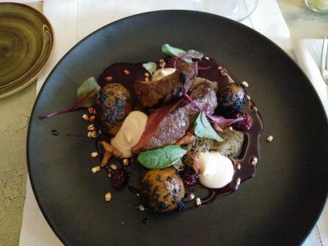Tallinn New Nordic cuisine