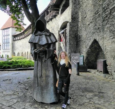 Tallinn Cortile dei Re Danesi