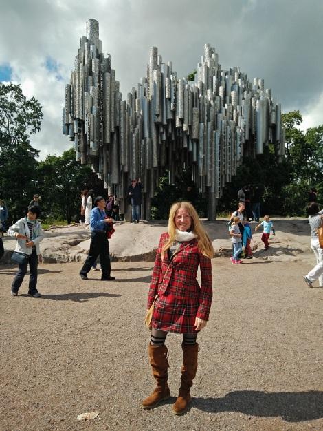 Monumento a Sibelius, Helsinki