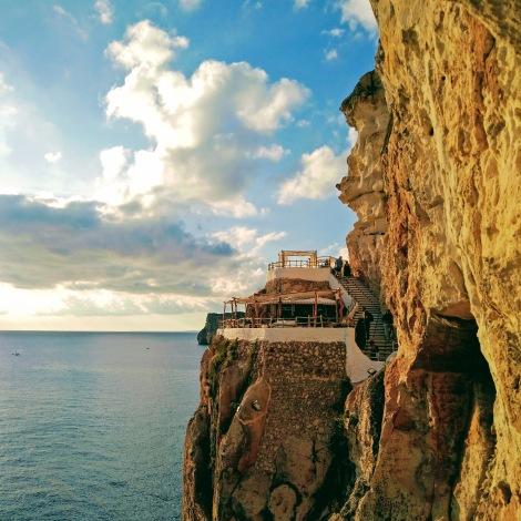 Cova d'en Xoroi, Minorca