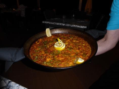 Minorca paella
