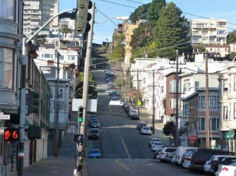 San Francisco strade