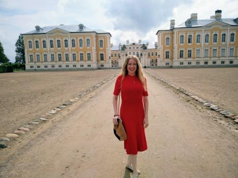 Palazzo di Rundale, Lettonia
