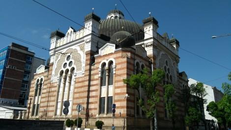 Sinagoga di Sofia