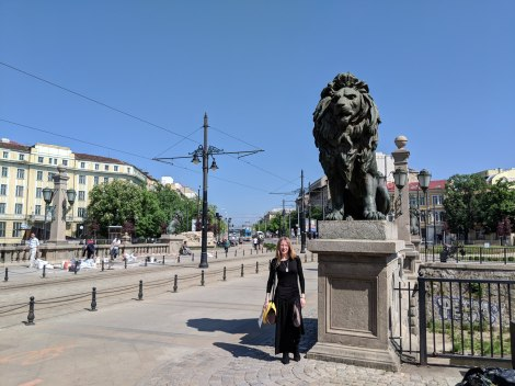 Il Ponte dei Leoni a Sofia