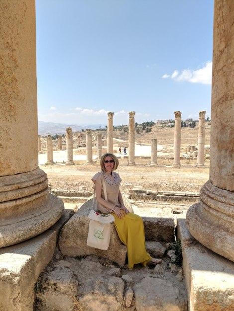 Tempio di Artemide Jerash