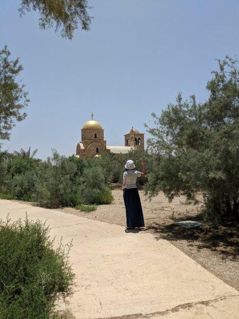 Giordania Baptism Site