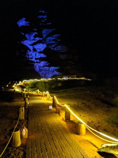 Wadi Rum Full of Stars