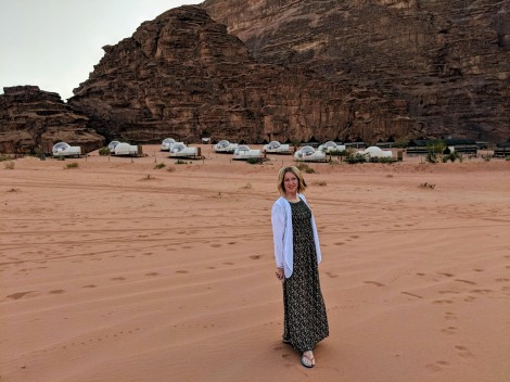 Wadi Rum Full of Stars