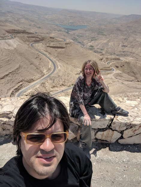 Verso Petra