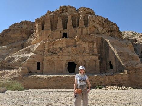 Tomba dell'obelisco a Petra