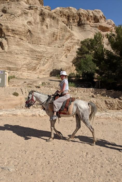 Giordania a cavallo