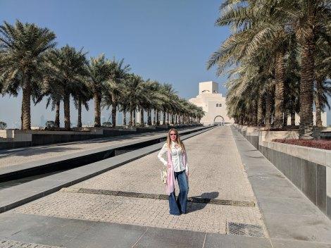 Museo di Arte islamica in Qatar