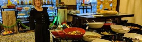 Ramadan in un hotel di Amman