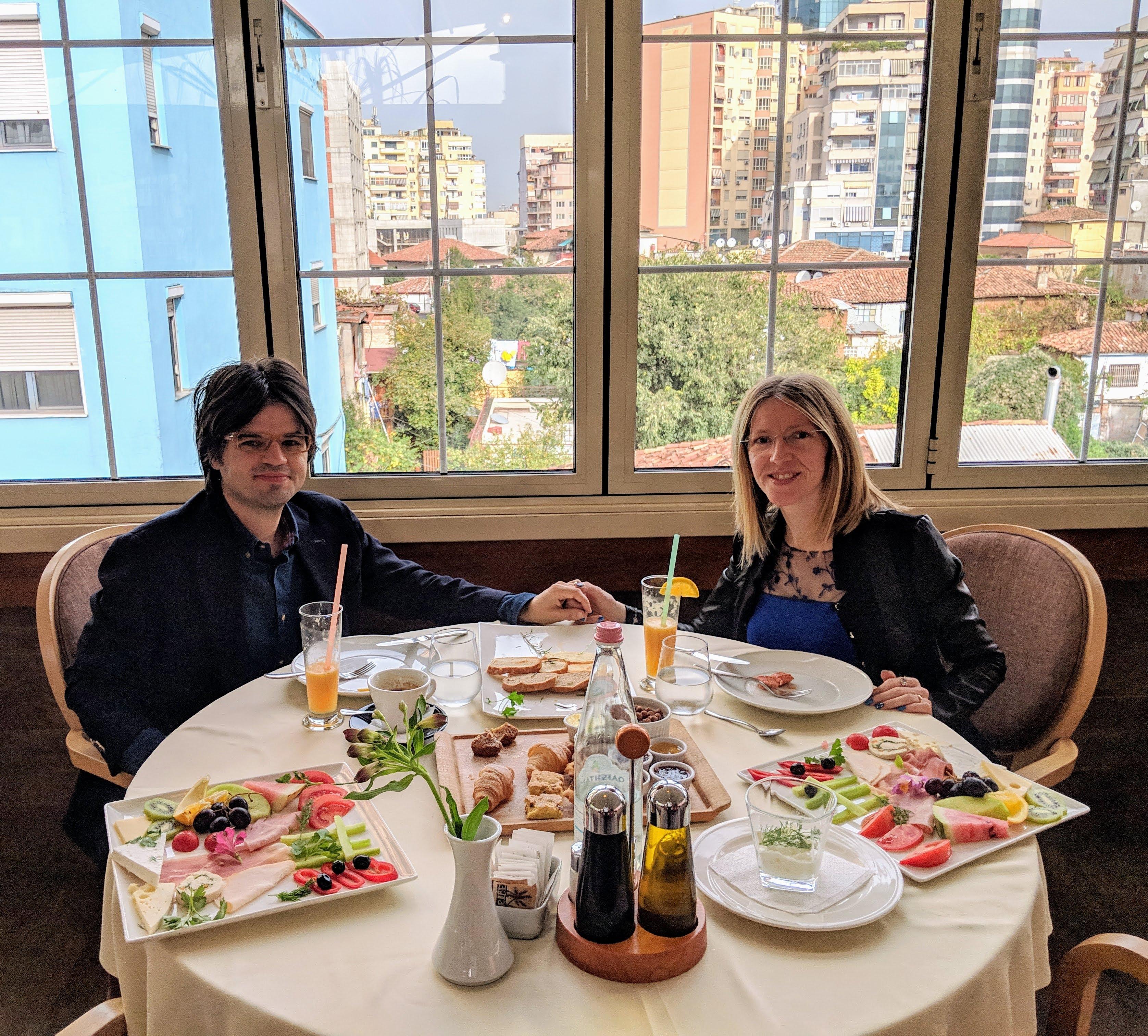 Hotel Boutique Gloria Tirana
