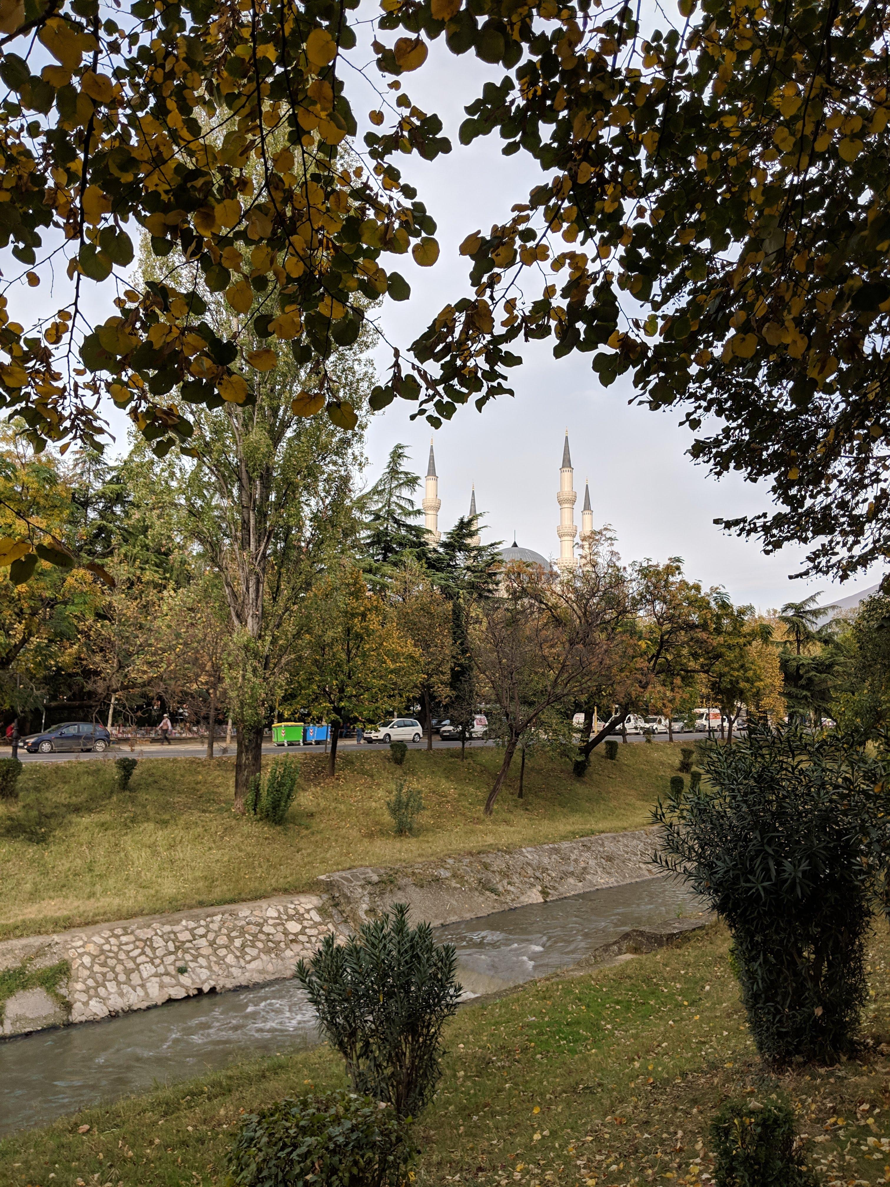 Albania Grande Moschea dei Balcani