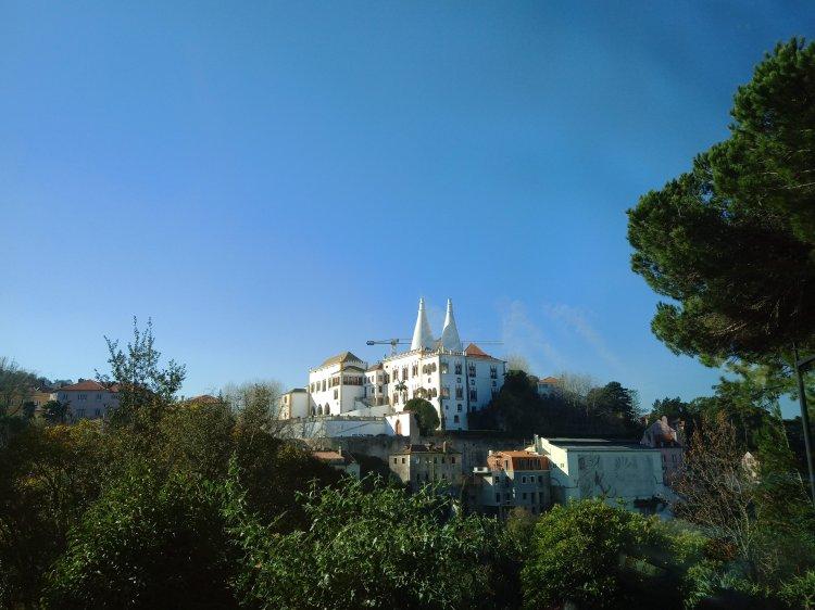 Sintra Palacio National