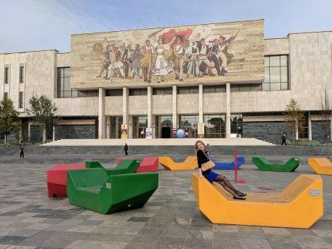 Tirana Gli Albanesi