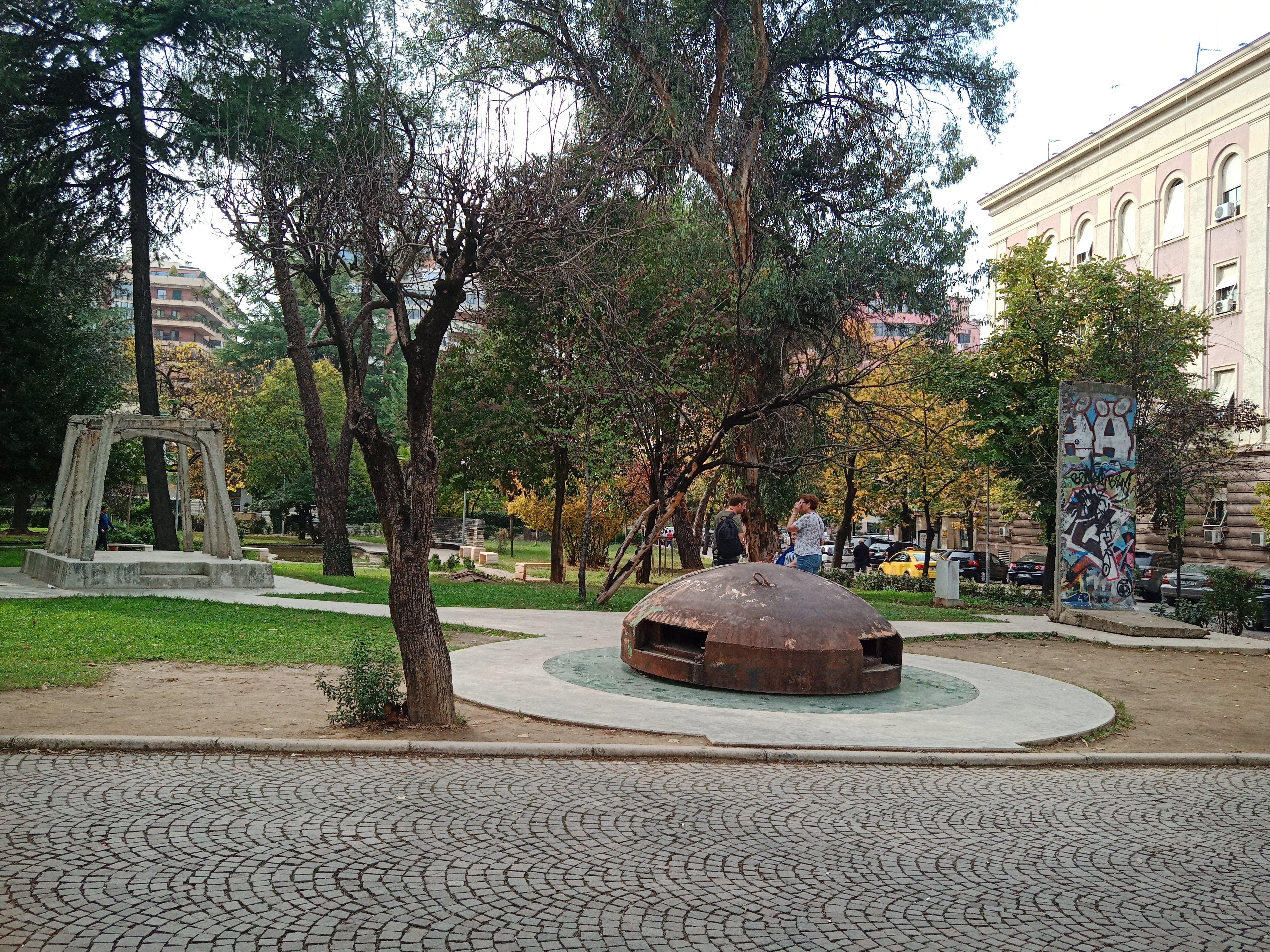 Monumenti al Postbllok