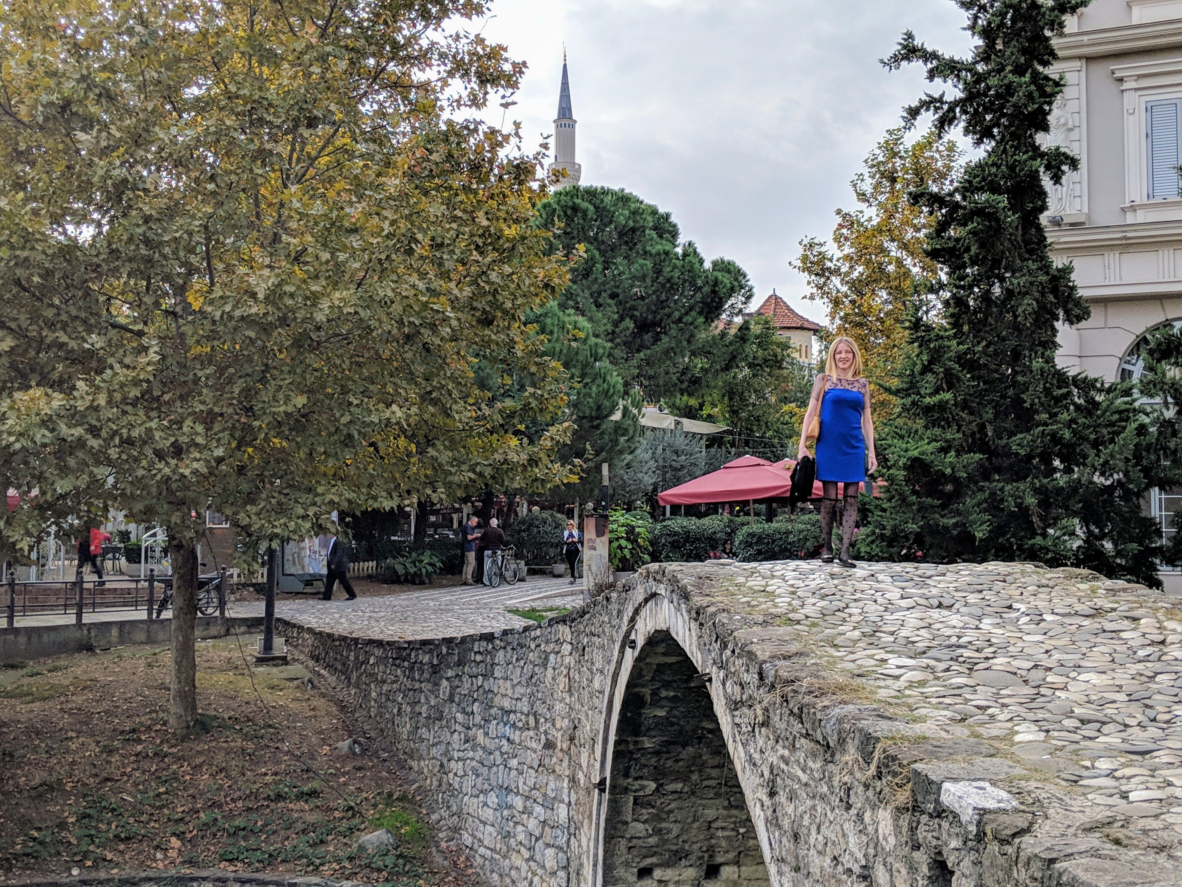 Ponte dei Conciatori Albania Tirana