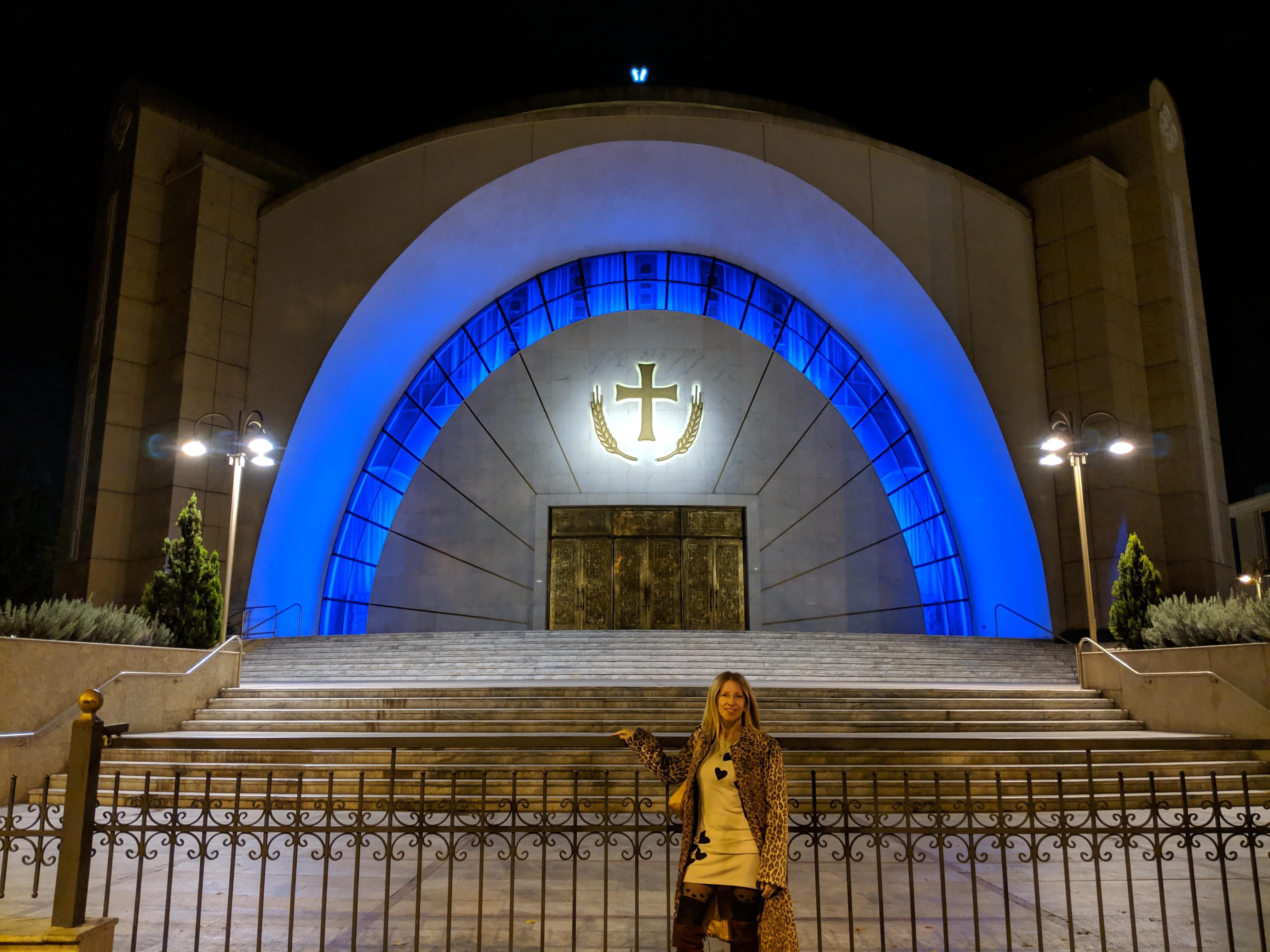 Cattedrale Ortodossa di Tirana la terza più grande in Europa