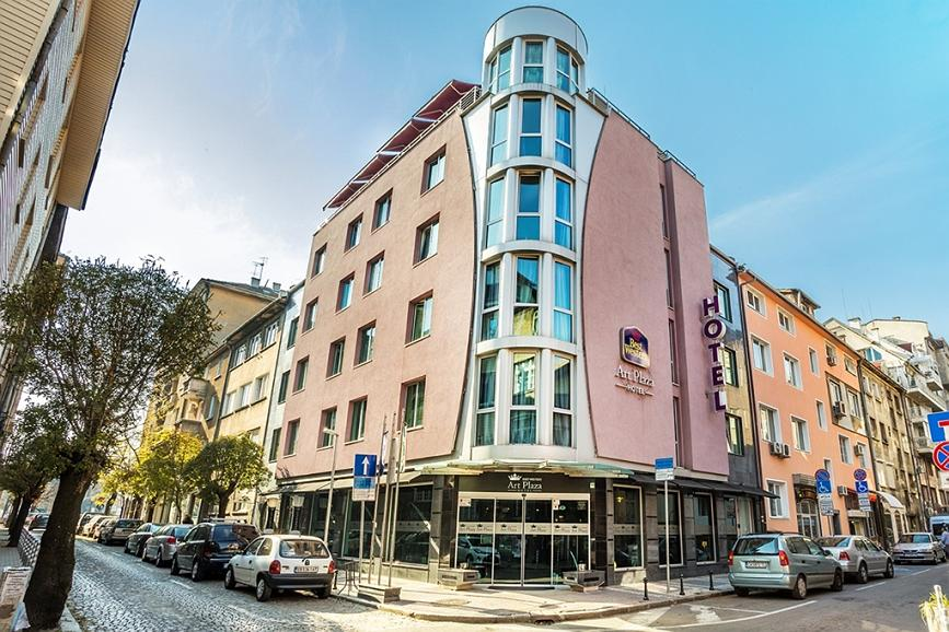 Best Western Hotel Sofia